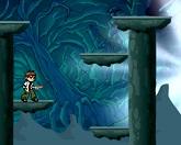 Бен 10: приключение в пещерах