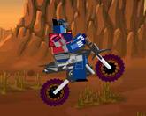 Пустынная гонка трансформеров