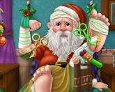 Санта в госпитале