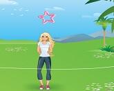 Весёлые прыжки Барби