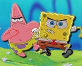 Спанч Боб и Патрик в деле