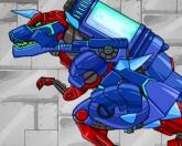 Дино робот 6