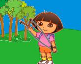 Дора убивает жуков
