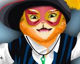 Кот в сапогах одевалка