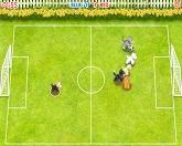 Домашние животные футболисты