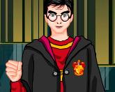 Гарри Поттер выбирает одежду