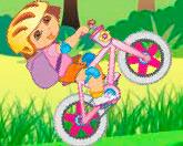 Дора на велосипед