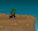 Рекс бежит