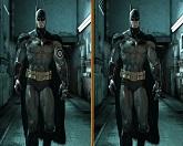 Бэтмен: найти отличия