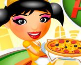 Мамина пицца