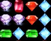 Цепочки драгоценных камней