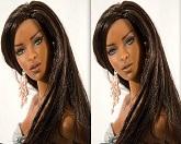 Модные куклы: найди разницу