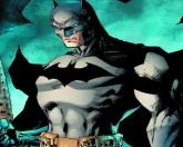 Бэтмен в городе