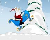 Санта и мега скорость