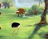 Спрятанные предметы: зоопарк