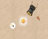 Разминировать бомбы на машине
