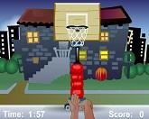 Баскетбольная игра