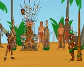 Чемпионат у индейцев
