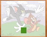 Расставить плитки - Том и Джерри