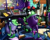 Вечеринка на космическом корабле