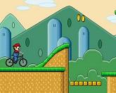 Марио - велосипедист
