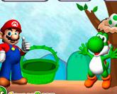 Марио и Йоши 2