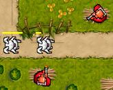 Матвей и зайцы