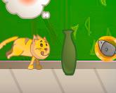 Кот в ярости