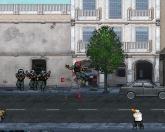 Перестрелка через улицу 2