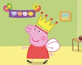Одень свинку Пеппу