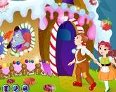Гансель и Гретель в конфетном королевстве