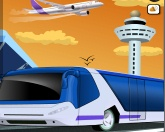 Автобус в аэропорту 2