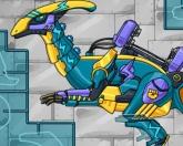 Дино робот 7