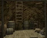 Старая золотоносная шахта