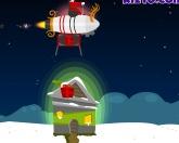 Подарок с ракеты