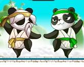 Китайская панда кунг фу