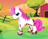 Грязный пони