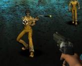 Стреляй в кун-фу зомби