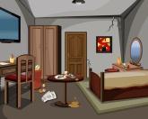 Странная гостевая комната