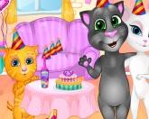День рождения Джинджер