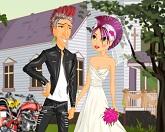 Свадьба рок звезд