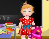 Джульетта идет в школу