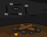 Энди в пещере сокровищ