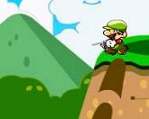 Марио и Соник против зомби