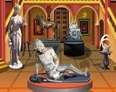 Спрятанные предметы: музей