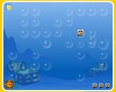 Прыгать по пузырям
