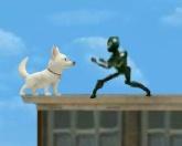 Храбрый пес