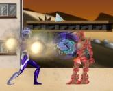 Ультрамэн против роботов