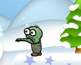 Зимнее вторжение зомби