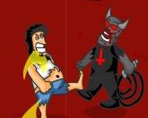 Бродяга в аду